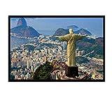 NRRTBWDHL Río De Janeiro Corcovado Cristo Redentor Jesus
