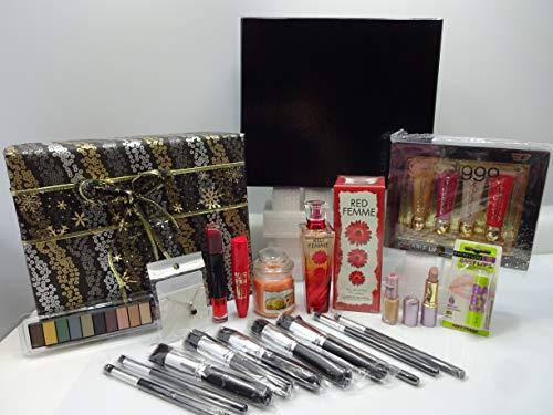 De boxe vente de jour – C'est une fois It's Gone Gone~ 12 pièces Panier cadeau Parfum et maquillage, Parfum, cils, DE Clous, Produits de maquillage et parfum Bougie Panier cadeau pour elle ~ 15 ~