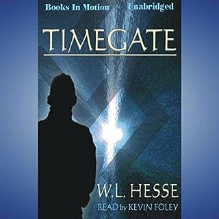 Timegate audiobook cover art