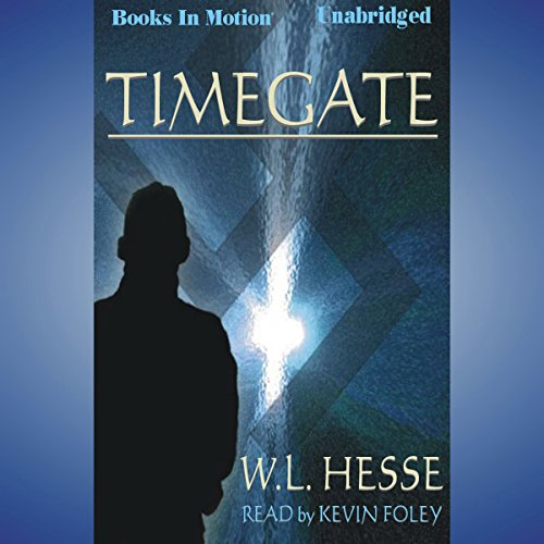 Timegate audiobook cover art