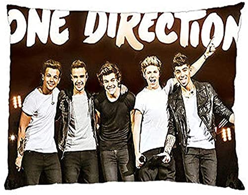 Funda de almohada One Direction on the Road Again Tour (76 x 50 cm)