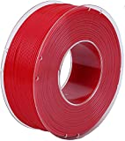 CriArt3D PLA Filament 1.75 mm rubinrot 1kg Spule für 3D Drucker oder 3D Stift