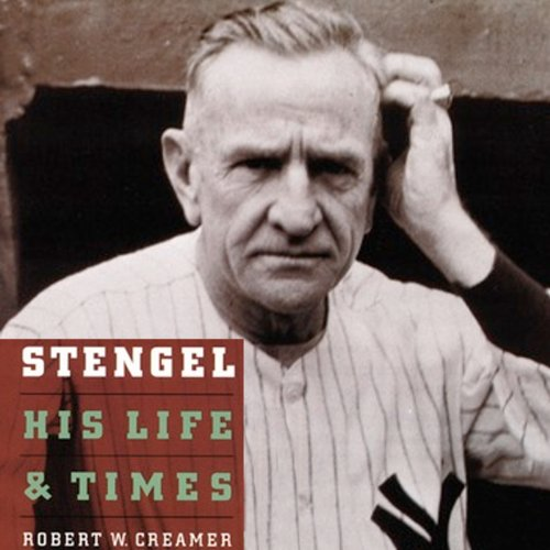Stengel audiobook cover art