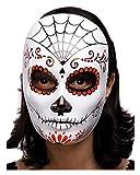 Mexikanischer Totenschädel Maske