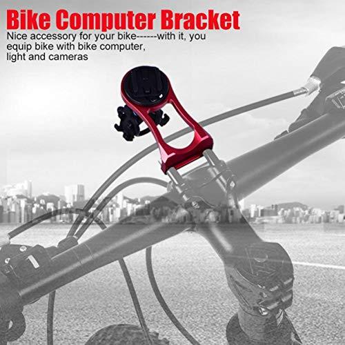 FOLOSAFENAR Soporte de extensión de Montaje en computadora para Bicicleta de Ciclismo Profesional fácil de Instalar, para Bryton(#1)