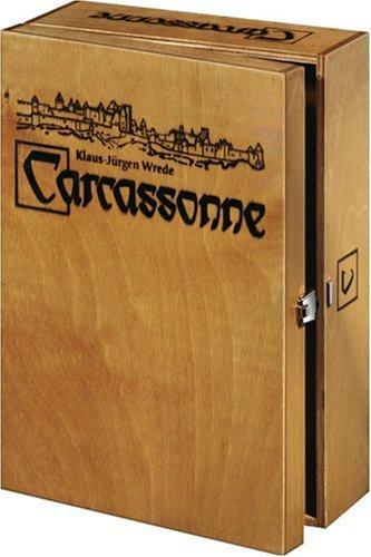 Carcassonne, Die Stadt (Spiel)