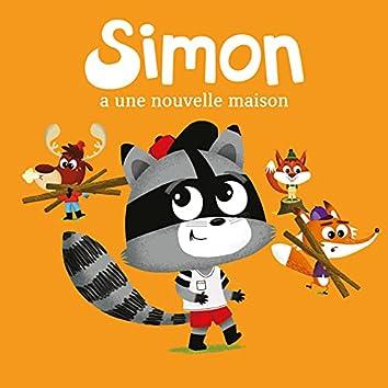 Simon a une nouvelle maison