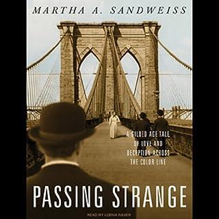 Passing Strange audiobook cover art