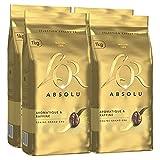 L'Or Café 4Kg Grains Absolu (lot de 4 x 1Kg)