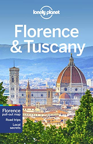 Lonely Planet Florence & Tuscany (Regional Guide) -  Paperback