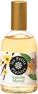 Les Petits Plaisirs - Colonia con vaporizador aroma de vainilla y flores con coco 110 ml