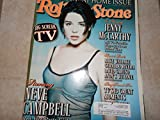 Rolling Stone Magazine # 769 September 18 1997 Neve Campbell (Single Back Issue)