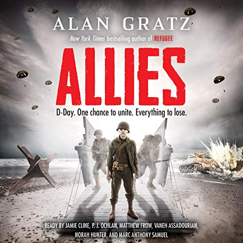 Allies cover art