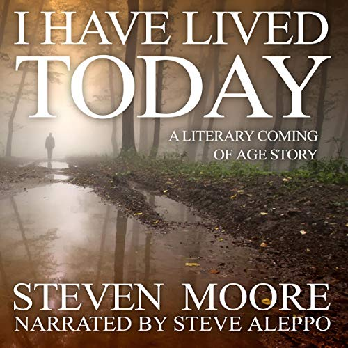 I Have Lived Today  By  cover art