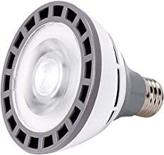 (Pack of 6) Satco S9762, 12W/LED/PAR30/SN/3K/100-277V, LED Light Bulb
