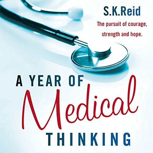 A Year of Medical Thinking audiobook cover art