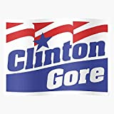 Bill 1992 Campaign 2020 Presidential Gore 2016 Election
