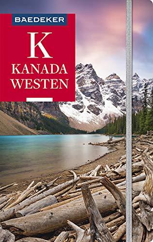 Baedeker Reiseführer Kanada Westen: mit praktischer Karte EASY ZIP