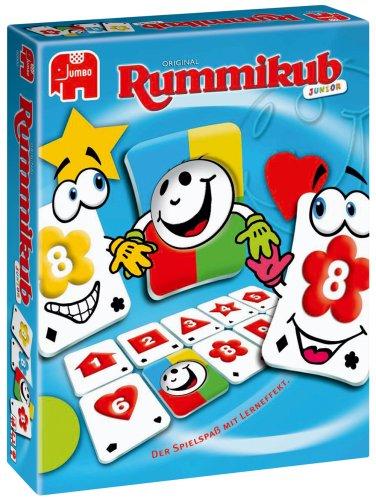 Disney Jumbo Spiele 3955Original Rummikub Junior