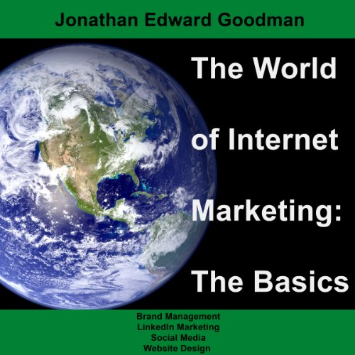 The World of Internet Marketing: The Basics audiobook cover art