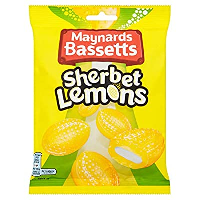 bassetts sherbet lemons bag, 192 g Bassetts Sherbet Lemons Bag, 192 g 51hdx4MfHPL