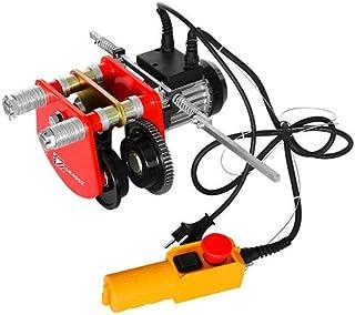 Carro electrico para polipasto cabestrantes ESZ Holzmann LK4ESZ 230V 200W 999Kg