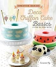 Best deco chiffon cake book Reviews