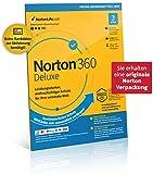 Norton 360 Deluxe 2021 | 3 Gerät| 1-Jahres-Abonnement mit Automatischer Verlängerung | Secure VPN...