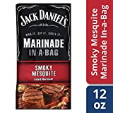 Jack Daniel's Smoky Mesquite Marinade in a Bag (12 oz Bag)
