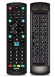 Mando a distancia con Teclado Qwerty para televisores NPG Smart TV Android   Control remoto TV IR &...