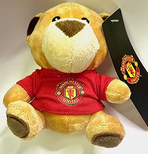 Manchester United Bag Buddy Bear