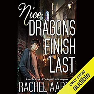 Page de couverture de Nice Dragons Finish Last