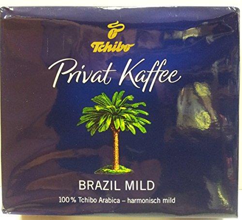 Tchibo Privat Kaffee Brazil Mild 2x250g