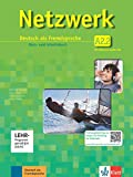 Netzwerk a2, libro del alumno y libro de ejercicios, parte 2 + 2 cd + dvd: Kurs- und Arbeitsbuch A2 - Teil 2 mit 2 Audio CDs und: Vol. 2