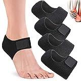 Best Heel Cups - 4 Pieces Heel Cushions Protectors Plantar Fasciitis Heel Review