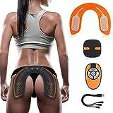 HURRISE Unisex-Youth Elektronisch Bauch Muskeln Stimulator Smart Home System Kabellos