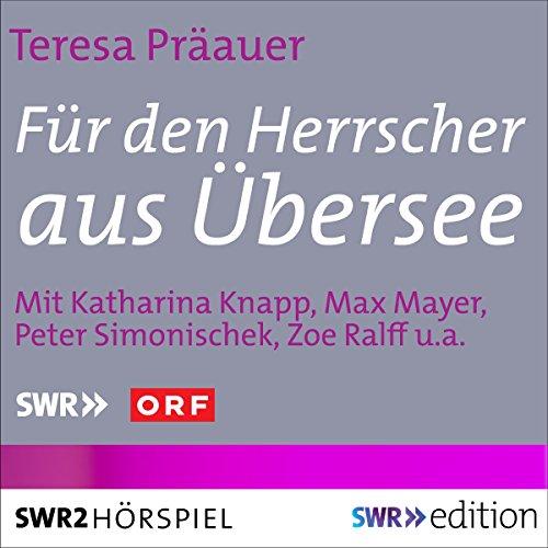 Für den Herrscher aus Übersee audiobook cover art