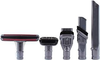 Poweka Vacuum Cleaner Brush Attachments for Dyson V6 DC16 DC24 DC34 DC35 DC44 DC59 DC56 Accessories Handheld Motorhead Vac...