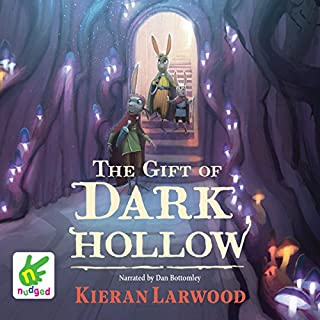 The Five Realms: The Gift of Dark Hollow cover art
