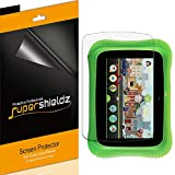 (3 Pack) Supershieldz for Leapfrog LeapPad Academy 7 inch Screen Protector, High Definition Clear Shield (PET)