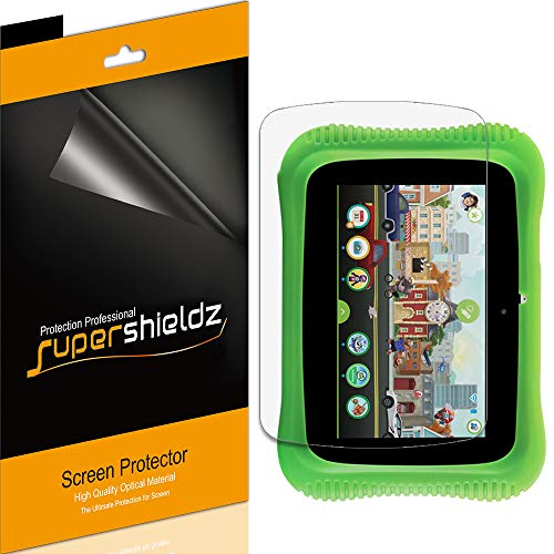 (3 Pack) Supershieldz Designed for LeapFrog LeapPad Academy 7 inch Screen Protector, High Definition Clear Shield (PET)