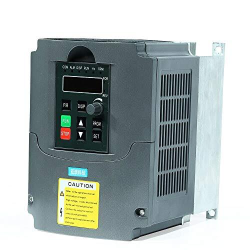 MINUS ONE Frequenzumrichter 3KW Variable Frequency Driver VFD 220V 4HP Professional Frequenzwandler Inverter Antrieb für Spindelmotor