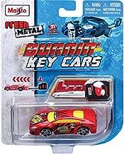 Maisto Burnin' Key Cars