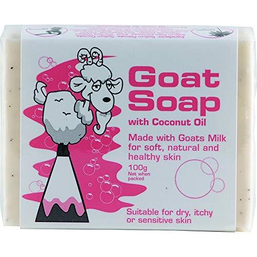 Goat Coconut Soap, 100 g