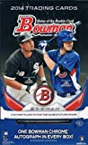 2014 Bowman Baseball Hobby Box MLB -