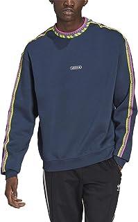 adidas Menu Rib Detail Crew Sport Jacket