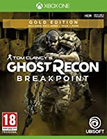 Tom Clancy's Ghost Recon Breakpoint Gold Edition (Xbox One) by Ubisoft - Imported from America.