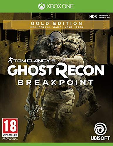 Tom Clancy's Ghost Recon Breakpoint Limited Edition, Xbox One