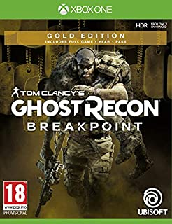 Tom Clancy's Ghost Recon Breakpoint Gold Edition (Xbox One) (B07RGQ6DPX)   Amazon price tracker / tracking, Amazon price history charts, Amazon price watches, Amazon price drop alerts