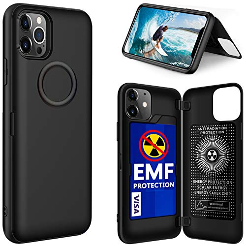 YUEKAI EMF Protection Cell Phone Case for iPhone 11 Pro Max, Hard...